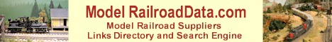 ModelRailroadData.com Model Railroad Supplier Directory and Search Engine